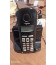 Telefono fisso Basic con basetta ricarica