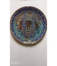 Piatto ornamentale egizio